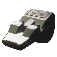 Acme Tornade 2000 Plastique Officiel sans Pois Arbitres Sifflet Noir