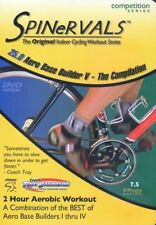 SPINERVALS COMPETITION SERIES 25.0 AERO BASE BUILDER V DVD THE COMPILATION NEW