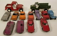 Mixed Lot of 13 Tootsie Toys Cars Trucks Other