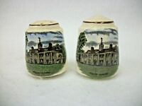 Vintage Mount Vernon - Salt and Pepper Shakers
