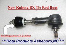 Kubota BX Inner Tie Rod Boot Upgrade Kit (all BX models) Kubota # K1253-01660