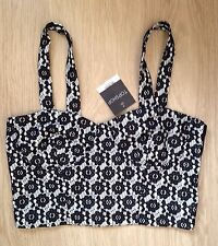 Topshop Floral Other Women's Singlepack Tops