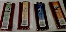 Sausage Snack Sticks/ Jerky---Elk, Alligator, Buffalo, Venison  Great Protien