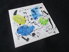 PETER PIEK Vitamin Unplugged CDr RARE LIVE CARDBOARD SLEEVE INDIE ROCK NO LP