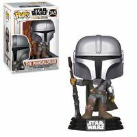 Star Wars: The Mandalorian Mandalorian Pop! Vinyl Figure (Pre Order)