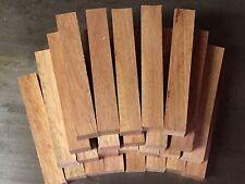 Drechselholz 25 st. Penblank Sipo Mahagoni Edelholz Bastelholz Holz Schmuckholz