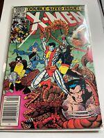 Uncanny X-Men #166 - 1st appearance of Lockheed - VF
