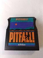 Atari Game Cartridge Activision David Crane Pitfall (400/600XL/800/800XL) Tested