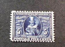 US Stamp Scott# 330 Pocahontas 1907 MNH     L158
