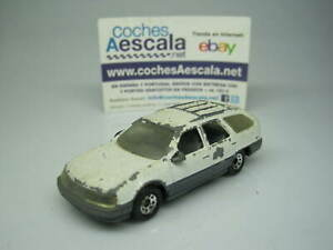 1/64 Matchbox USADO USED REF 127 Ford Mercury Sable wagon 1/63 cochesaescala