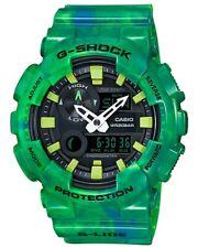 Casio G-Shock *GAX100MB-3A G-Lide Anadigi Glossy Marble Green Gshock COD PayPal