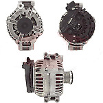 NEW ALTERNATOR GENUINE BOSCH FOR BMW 318i 320i ENG N45B16 N46B20 N43B30
