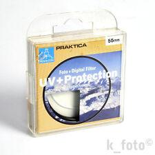Praktica UV+Protection * 55mm * UV-Filter * 55