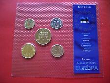 Kursmünzensatz ESTLAND