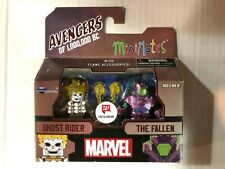 Marvel Avengers of 1,000,000 BC Ghost Rider The Fallen MiniMates Figure Pack