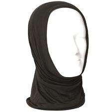 Multi Function Headgear schal Stirnband Balaclava Gesichtsschutz Tuch schwarz