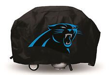 """Carolina Panthers Vinyl Grill Cover [NEW] NFL 68"""" Wide Grilling Barbeque CDG"""