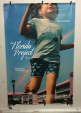 Original Movie Poster For The Florida Project Double Sided 27x40