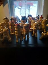 20 Danbury mint teddy bears