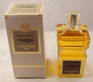 NEW Vintage Lancome Magie 90° #6158 Eau De Cologne Splash 8 oz 240ml NIB RARE