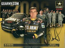 Joe Nemechek authentic signed autographed 8x10 photograph holo Coa
