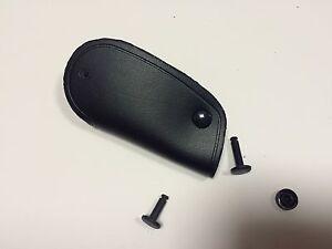 Genuine BMW Leather Case  Key Holder Fob Cover 51218213607 E30 E36 E34 E32 E31