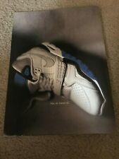 Vintage 1990 NIKE BO JACKSON AIR TRAINER SC Cross-Trainer Shoes Poster Print Ad