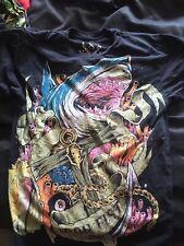 Iron Fist Small T-shirt Rare