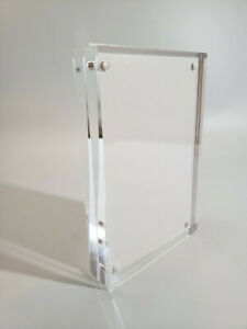 Acrylic Picture Frames Clear 4x6 and 5x7 NEW