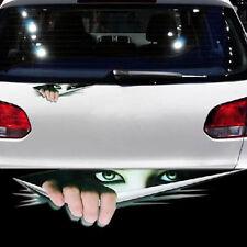1 stk Auto 3D Aufkleber Sticker Spähen Monster Wasserdicht Autotattoo Aufkleber