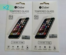IPhone XS MAX /6.5 Screen Protecter 2PACK Tempered Glass 9H iPhone XS MAX