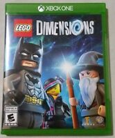 * New Factory Sealed LEGO Dimensions Microsoft Xbox One S X Game              👾