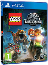 LEGO Jurassic World - PS4 PlayStation Park Game