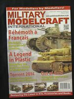 Magazine: Military Modelcraft International - August 2014 Armor Modeling