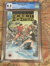 Magnus Robot Fighter 1 CGC 9.2 Valiant