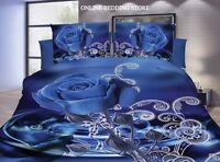 3D Images Bedding Set 262 Duvet Set 1 Quilt Cover 1 Fitted Sheet 2 Pillow case