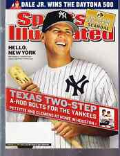 February 23, 2004 Alex Rodriguez New York Yankees Sports Illustrated NO LABEL WB