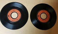 "Slade 2 Vinyl,7"",45 RPM,Single ohne Cover cleaned-Glam 1973"
