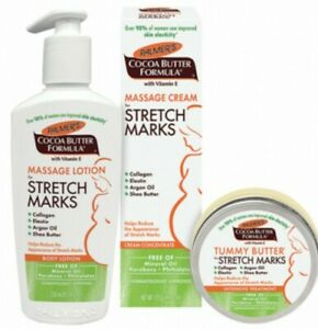 Palmer's Cocoa Butter Formula for Stretch Marks massage Lotion, Cream & Butter