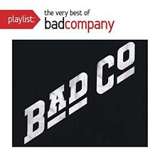 BAD COMPANY CD - PLAYLIST: VERY BEST OF BAD COMPANY (2016) - NEW UNOPENED