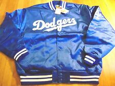 MITCHELL NESS MLB COOPERSTOWN COLLECTION LOS ANGELES DODGERS SATIN JACKET 2XL