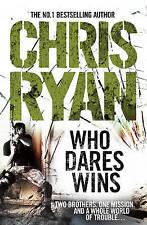 Who Dares Wins, Chris Ryan, Very Good condition, Book