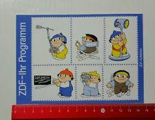 Decal/Sticker: ZDF-your program Mainzelmännchen (270516119)