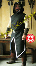 Medieval Celtic Viking Wizard Assassin Hooded Surcoat II