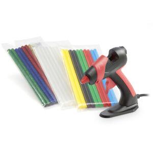 7mm glue gun + mix of 30 coloured, glitter and clear glue sticks
