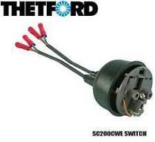 THETFORD CASSETTE TOILET SC200CWE 12v SWITCH 23792