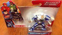 DC Comics Justice League BATMAN Toy Figure Blue Silver Gray NEW Gift