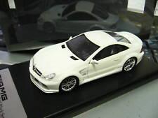 MERCEDES BENZ SL65 AMG b Ser Resine HOT weiss white Pro Schuco 1:43