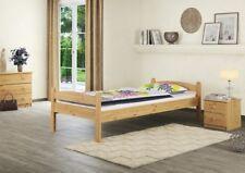 cama individual juvenil Estable madera maciza 90x200 sin somier 60.32-09 Or
