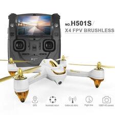 UK Stock Original Hubsan H501S X4 FPV 5.8G 1080P HD Camera GPS Quadcopter RTF